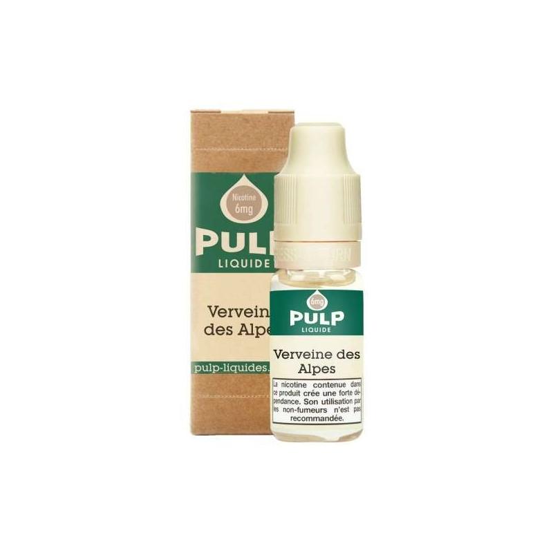 Image E-liquide Verveine des Alpes Pulp-e-clopevape