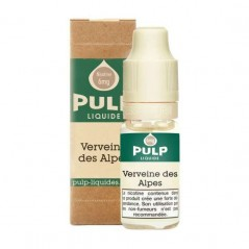 E-Liquide Verveine Des Alpes Pulp