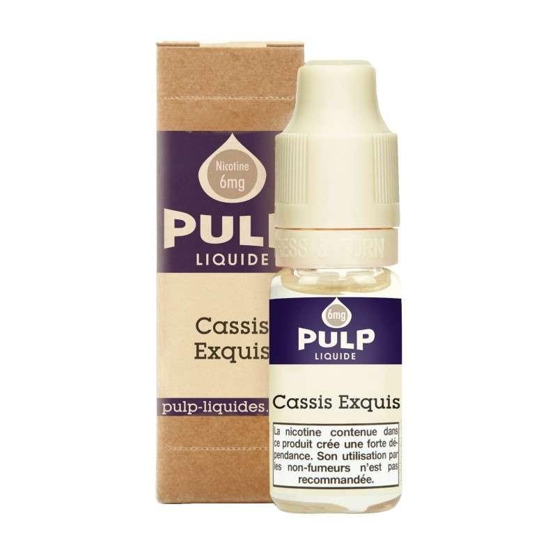 Image E-liquide Le Cassis Exquis Pulp-e-clopevape