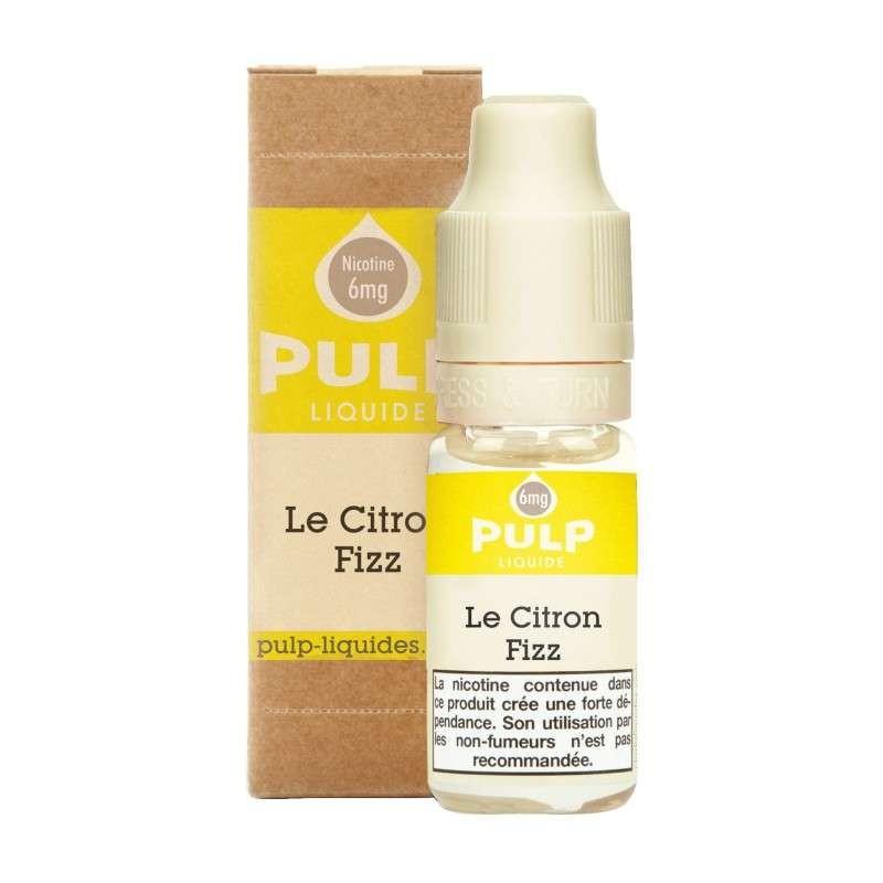 Image E-liquide Le Citron Fizz Pulp-e-clopevape