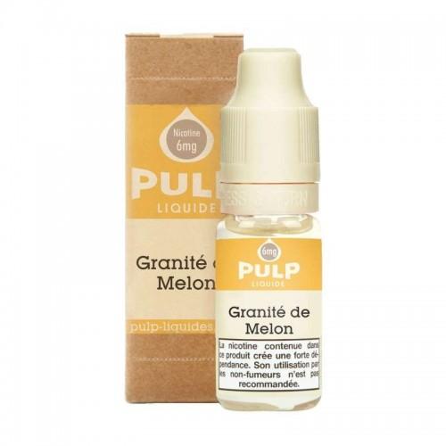 E-liquide Granite de Melon Pulp