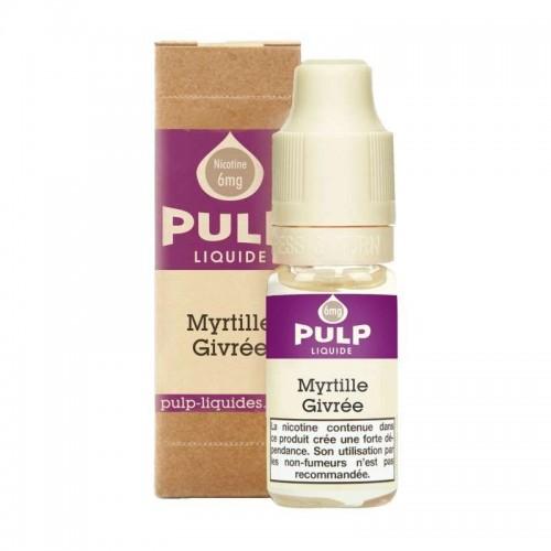 E-liquide Myrtille givree Pulp