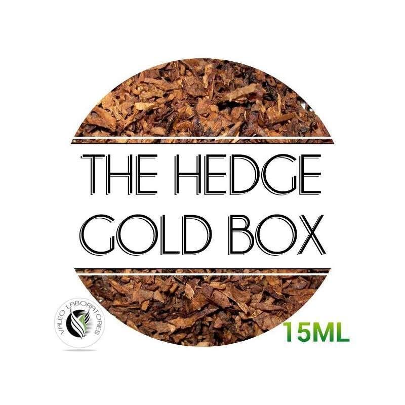 E-liquide the hedge | gold box VALEO 10ML - e-clopevape-e-clopevape