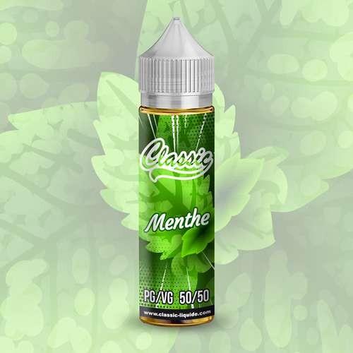 Menthol Classic liquide 50ML